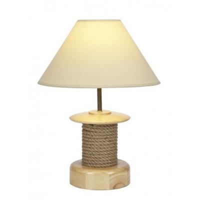 лампа настольная лебедка светлая