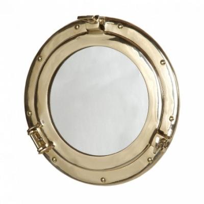 зеркало-иллюминатор 36см