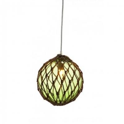 лампа кухтыль зеленый