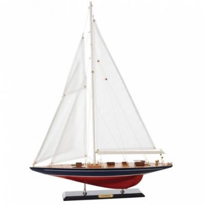 яхта enterprise 68см
