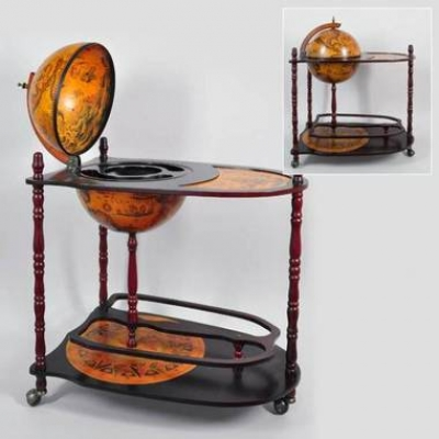 глобус-бар 33см со столиком