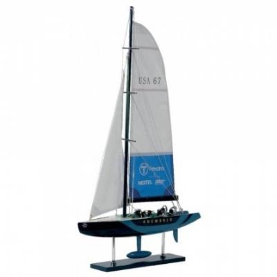 яхта oneworld 75,5см