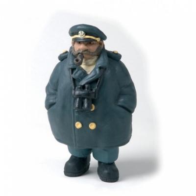 капитан с трубкой/биноклем 23,5см