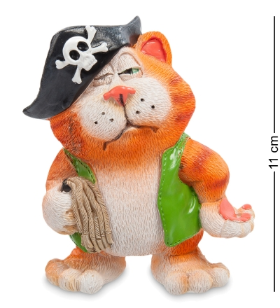 кот пират (w.stratford)