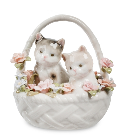 фигурка пара котят (pavone)