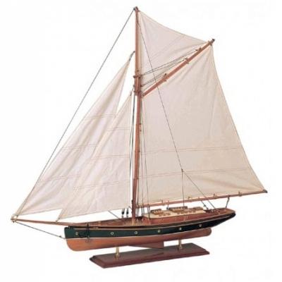 английская яхта 82см