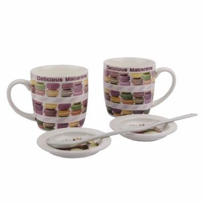 чайный набор макаруны