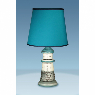 Лампа Маяк синий