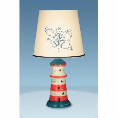 лампа маяк красный