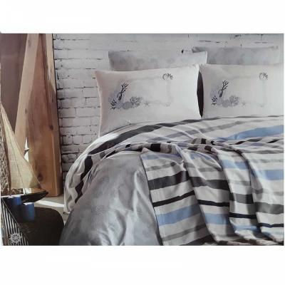 КПБ 2х спальное хлопок Gri