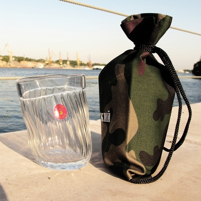 пьяный стакан капитанский