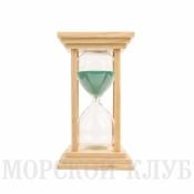Часы песочные зеленые 60мин