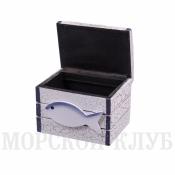 шкатулка морская 7*5см (цена за 1 шт)
