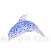 дельфин голубой 14,5см