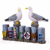 Чайки Welcome