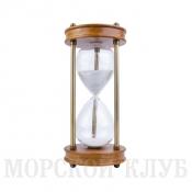 Часы песочные 60мин круг