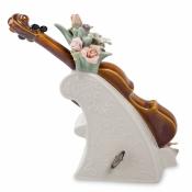 музыкальная фигурка скрипка (pavone)