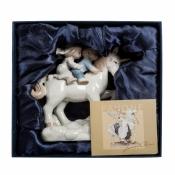музыкальная статуэтка жених и невеста (pavone)
