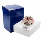 музыкальная композиция ваза с цветами нежность (pavone)