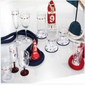 стаканы для воды regata, 6 шт.