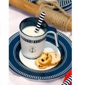 тарелки десертные sailor soul,6шт