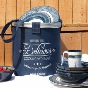 набор посуды sailor soul (24 предмета) на 6 персон
