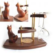 Мини-бар винный Кот сидящий