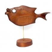 Статуэтка рыбы декоративная