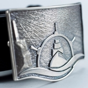 ремень seabelt silver