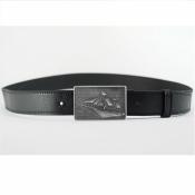 ремень yacht belt silver