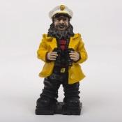 Капитан с биноклем 21см
