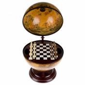 Глобус шахматы 38см