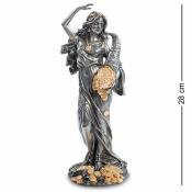 Статуэтка богини Фортуны с крыльями удачи