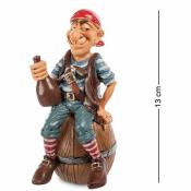 Фигурка пирата Взрывной Бен