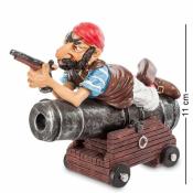 Статуэтка пирата Сварливый Дик