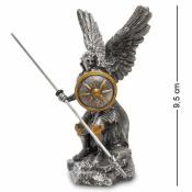 Статуэтка Святой Архангел Рафаэль 12см