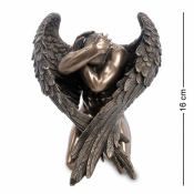 Статуэтка Ангел, укрывшийся крыльями
