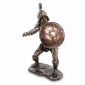 Статуэтка Мурмиллон - древнеримский гладиатор