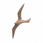 Деревянная чайка 21см