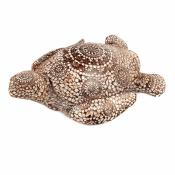 Резная черепаха 18см