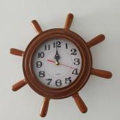 Часы настенные Штурвал 28см