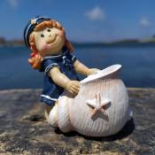 Подставка под зубочистки морячка