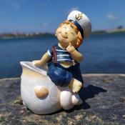 Подставка для зубочисток морячок