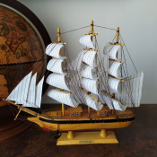 Модель парусника Cutty Sark 1869 50см