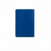 обложка для паспорта ultra синяя
