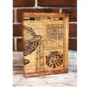 Книга шкатулка с морской атрибутикой