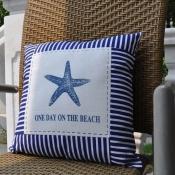 Подушка Морская звезда 40*40см