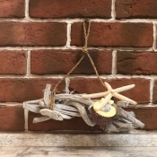 Подвеска из дерева декоративная Дрифтвуд 35см