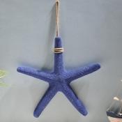 Морская звезда синяя 38см