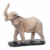 Статуэтка слона декоративная 31см